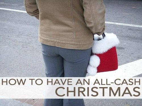 How to Have an All-Cash Christmas