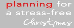 Planning for a Stress-Free Christmas Available for Kindle {Plus a FREE Holiday Planner!}