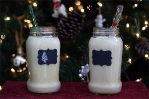 101 Days of Christmas: Barb's Homemade Eggnog