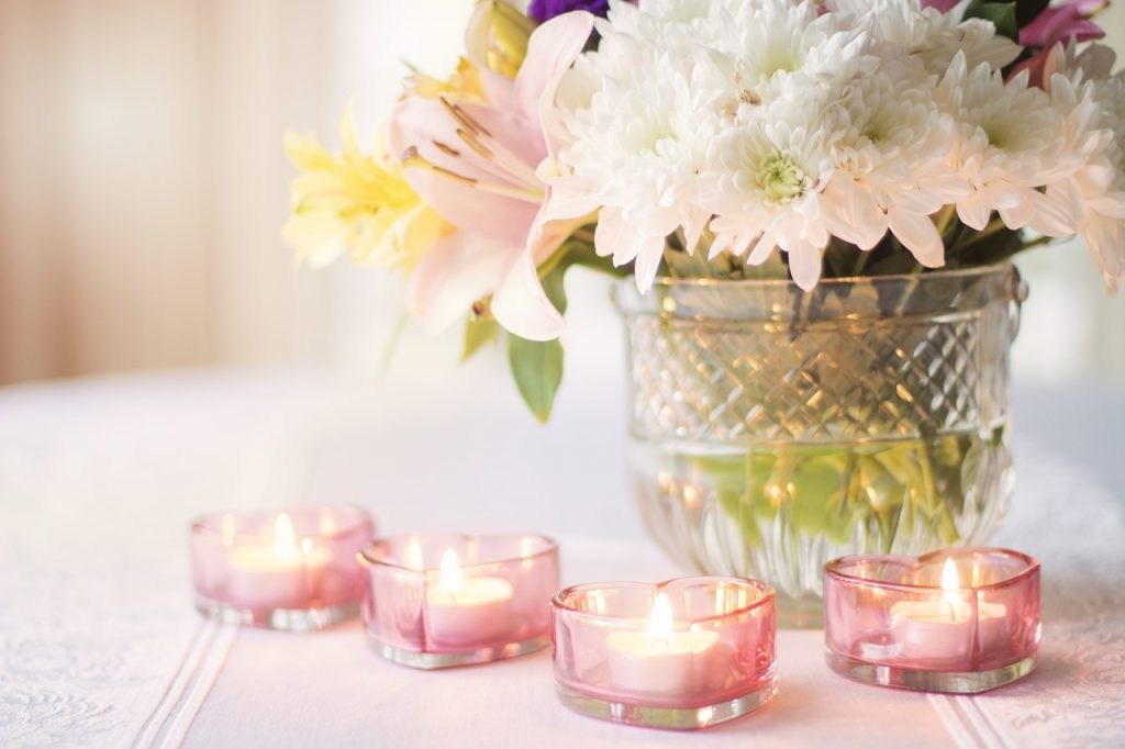 Grouping candles