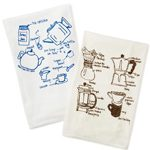 Tea and Coffee Tea Towels