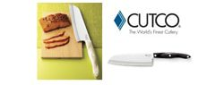 Grateful Giveaway #11: Cutco 7″ Santoku Knife