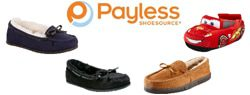 Read more about the article Grateful Giveaways #2: Payless Slippers for the Family