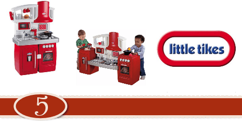 Grateful Giveaways #5: Little Tykes Cook 'n Grow Kitchen
