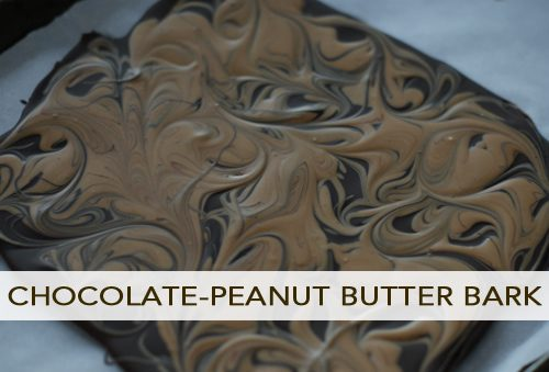 Chocolate-Peanut Butter Bark