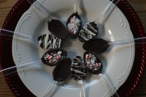 101 Days of Christmas: Chocolate Spoons