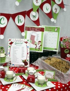 Printable Christmas Games and Party Packs from Funsational!
