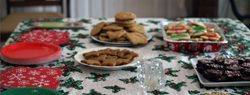 Pictures of Our Cookie Swap {And an Online Cookie Exchange from GLAD}