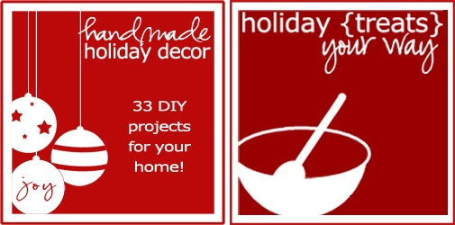 Free Christmas eBooks: Handmade Decor & Holiday Treats