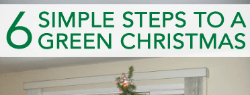 6 Simple Steps to a Greener Christmas
