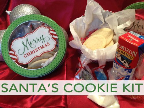 Santa's Cookie Kit
