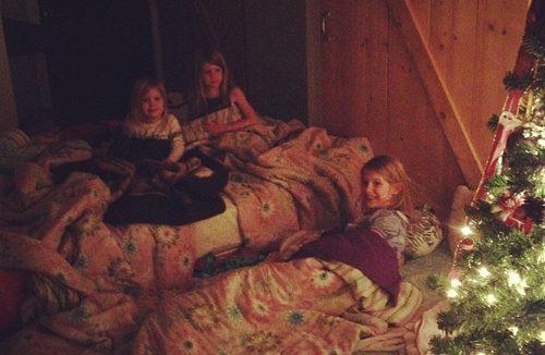 101 Days of Christmas: Sleep by the Christmas Tree