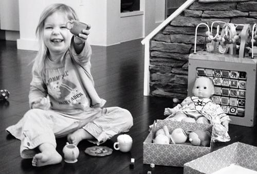 Preschool Tea Party