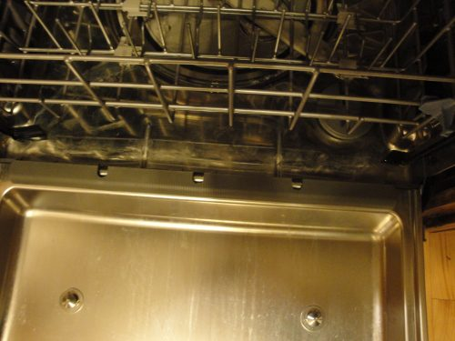 Naturally Clean Dishwasher