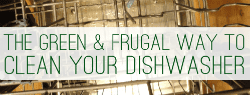 Got Gunk? How to Naturally Clean Your Dishwasher