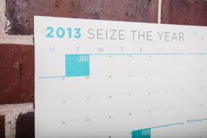 Giveaway: Innovative NeuYear Calendar (4 Winners!)