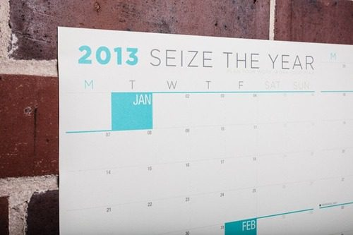 Giveaway: Innovative NeuYear Calendar (4 Winners!)