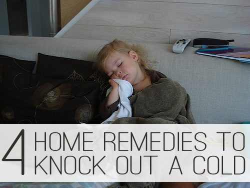 4 Home Remedies to Knock Out a Cold at lifeyourway.net