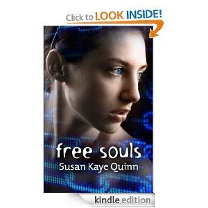 Free Souls by Susan Kaye Quinn