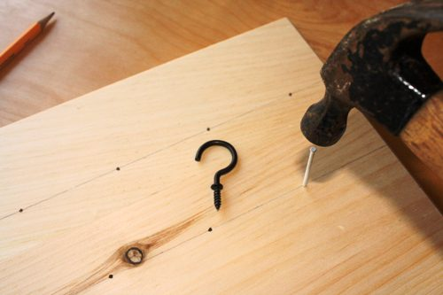 how to make a jewelry rack, diy