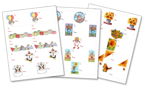 Printable Gift Tags for Every Occasion at lifeyourway.net