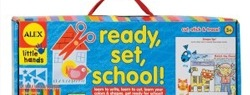 Alex Ready, Set, School Activity Box $19.31