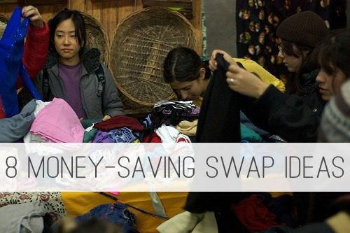 8 Money-Saving Swap Ideas