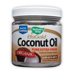 Nature's Way Organic Extra Virgin Coconut Oil as Low as $6.21