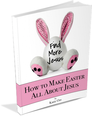 Find More Jesus