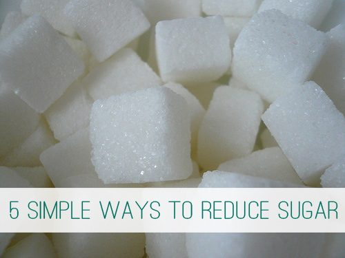 5 Simple Ways to Reduce Sugar in Your Diet at lifeyourway.net