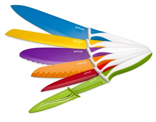 GoodCook Nonstick Cutlery