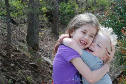 squashing sibling squabbles