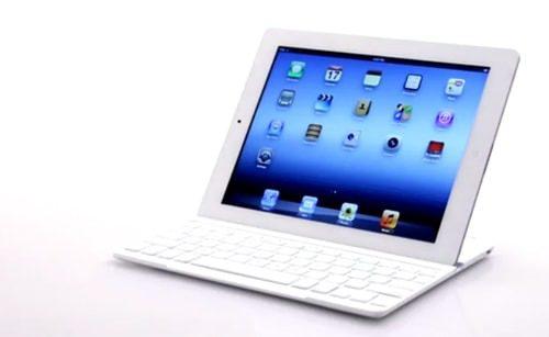 Logitech® Ultrathin Keyboard Cover