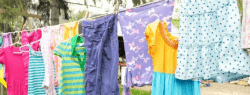 9 Tips for Hanging Out Laundry on the Clothesline