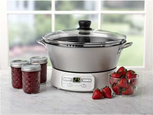 FreshTECH Automatic Jam and Jelly Maker