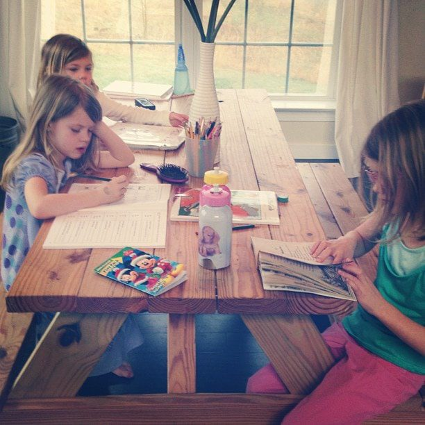 Why we homeschool all year (yes, even in the summer)