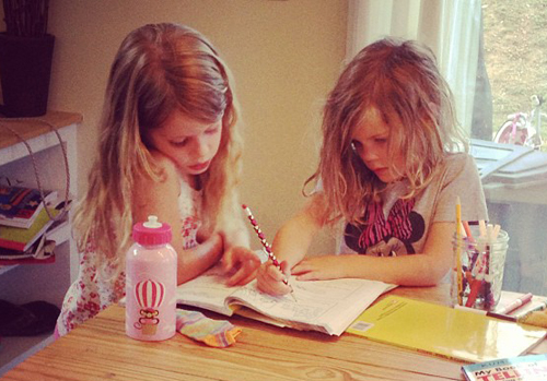 What Independent Work Looks Like in Our Homeschool at lifeyourway.net