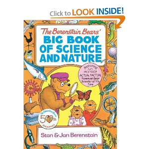 The Berenstain Bears' Big Books of Science and Nature