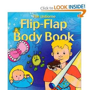 The Usborne Flip-Flap Body Book