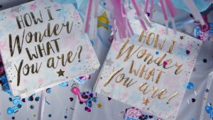 Read more about the article It's…a…BOY! {Gender Reveal Photos}