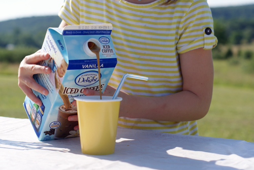 International Delight Summer Lemonade Stand