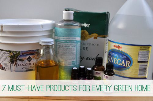7 Must-Have Products for a Green and Natural Home