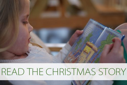 101 Days of Christmas: Read the Christmas Story