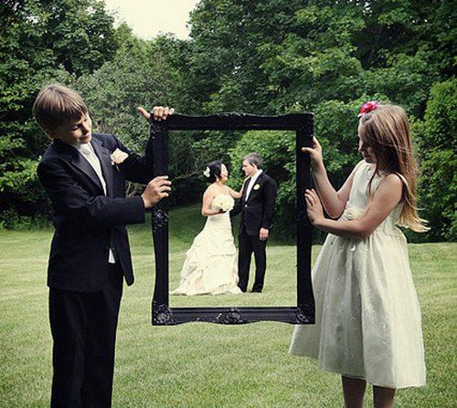 Fun ways to use empty frames