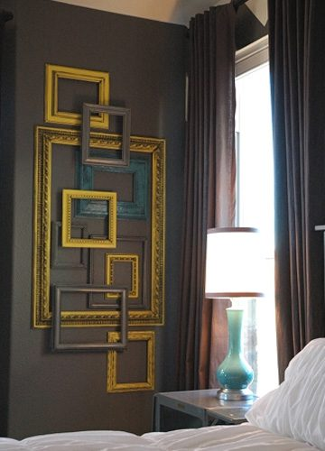 8 Fun Uses for old Frames