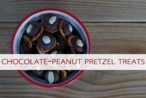 101 Days of Christmas: Chocolate-Peanut Pretzel Treats