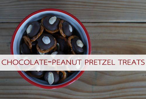 101 Days of Christmas: Chocolate-Peanut Pretzel Treats