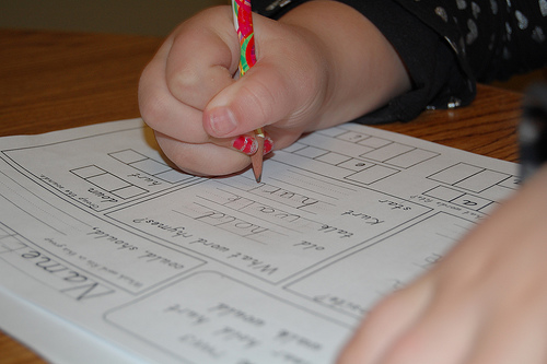 How to Support Your Child's Homework...Without Doing It Yourself at lifeyourway.net