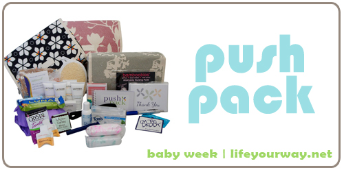 Princess Push Packs {Baby Week at lifeyourway.net}