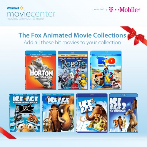 Walmart Moviecenter Sweepstakes